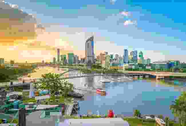 Brisbane skyline (Shutterstock)