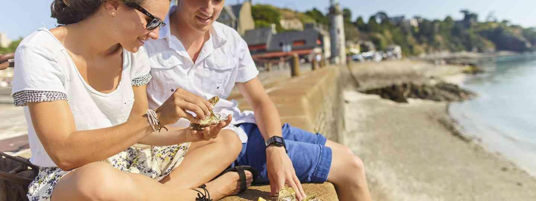 Eat by the coast (Alexandre Lamoureux)