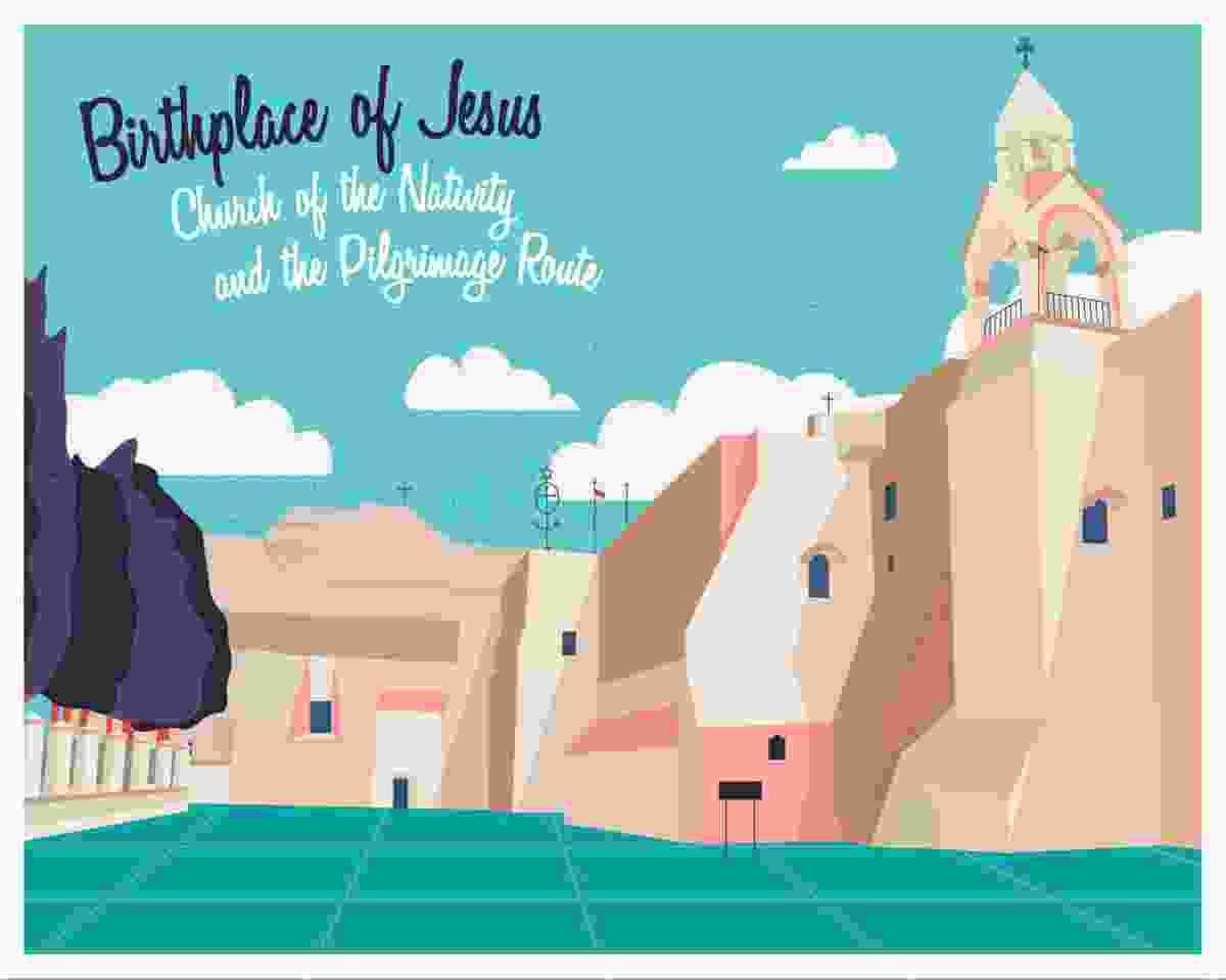 Church of the Nativity, Palestine (gocomparetravel.com)