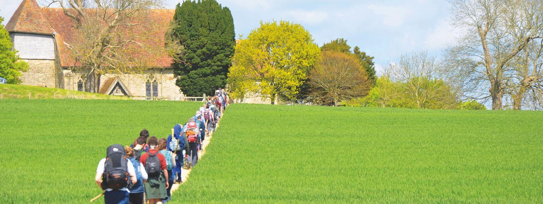 Walking through Bislington (Phoebe Smith)