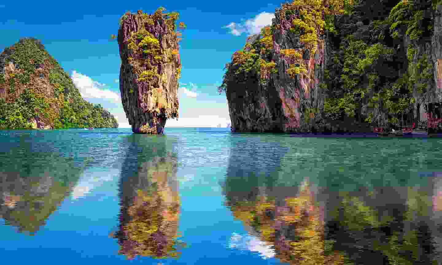 James Bond Island (Dreamstime)