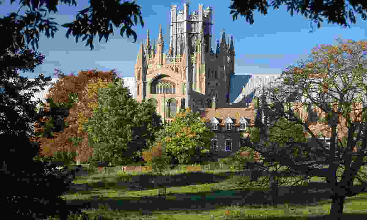 Ely Cathedral (Dreamstime)