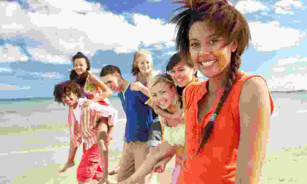 Today's travels are the foundations of your kids' grown-up adventures (Dreamstime)