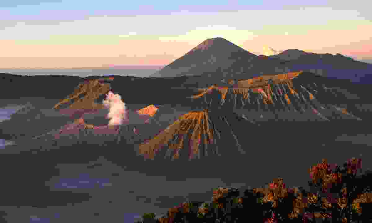 Mount Bromo at sunrise (Dreamstime)