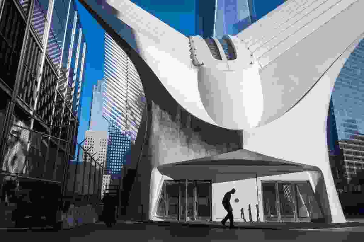 Oculus Church Street, Manhattan (Richard Koek)