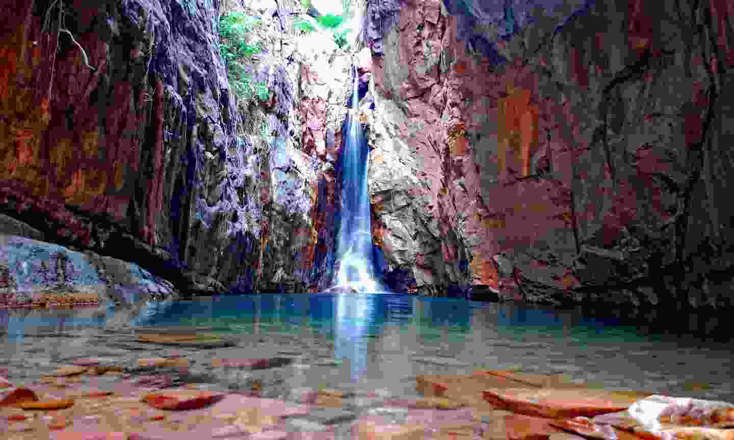 El Questro Gorge and waterfall (Shutterstock)