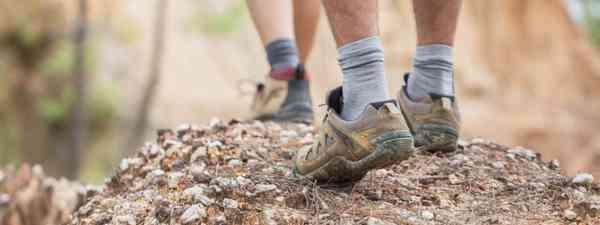Hiking socks. (Dreamstime)