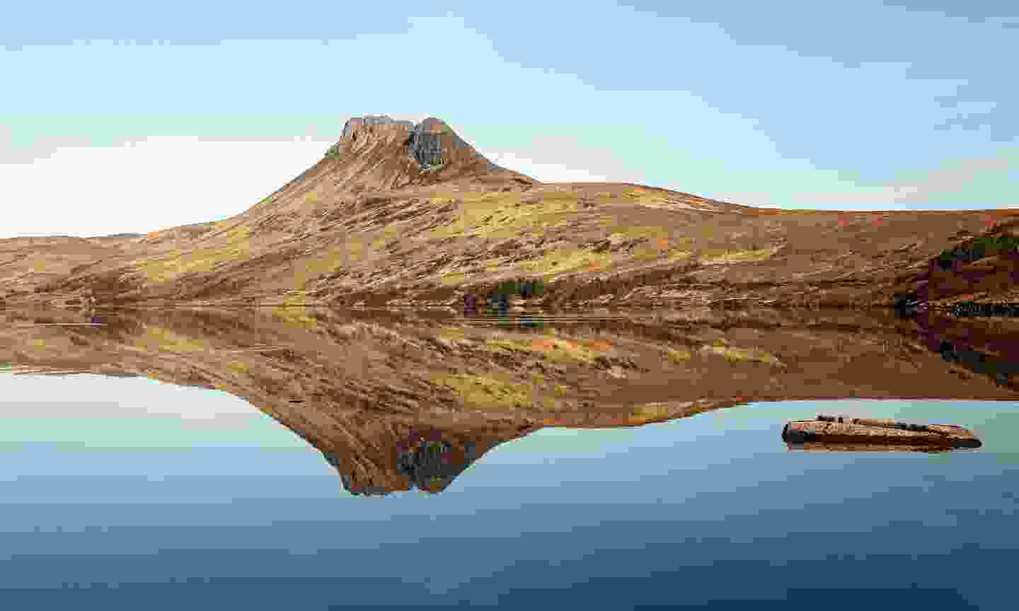 Stac Pollaidh – pronounced 'Stack Polly' (Dreamstime)