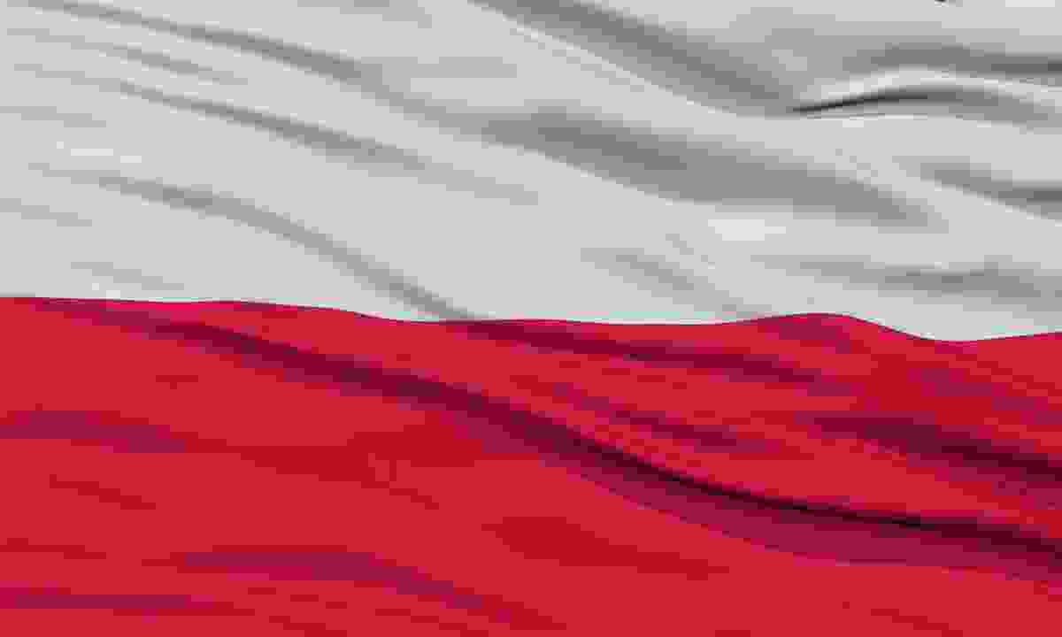 Poland flag (Dreamstime)