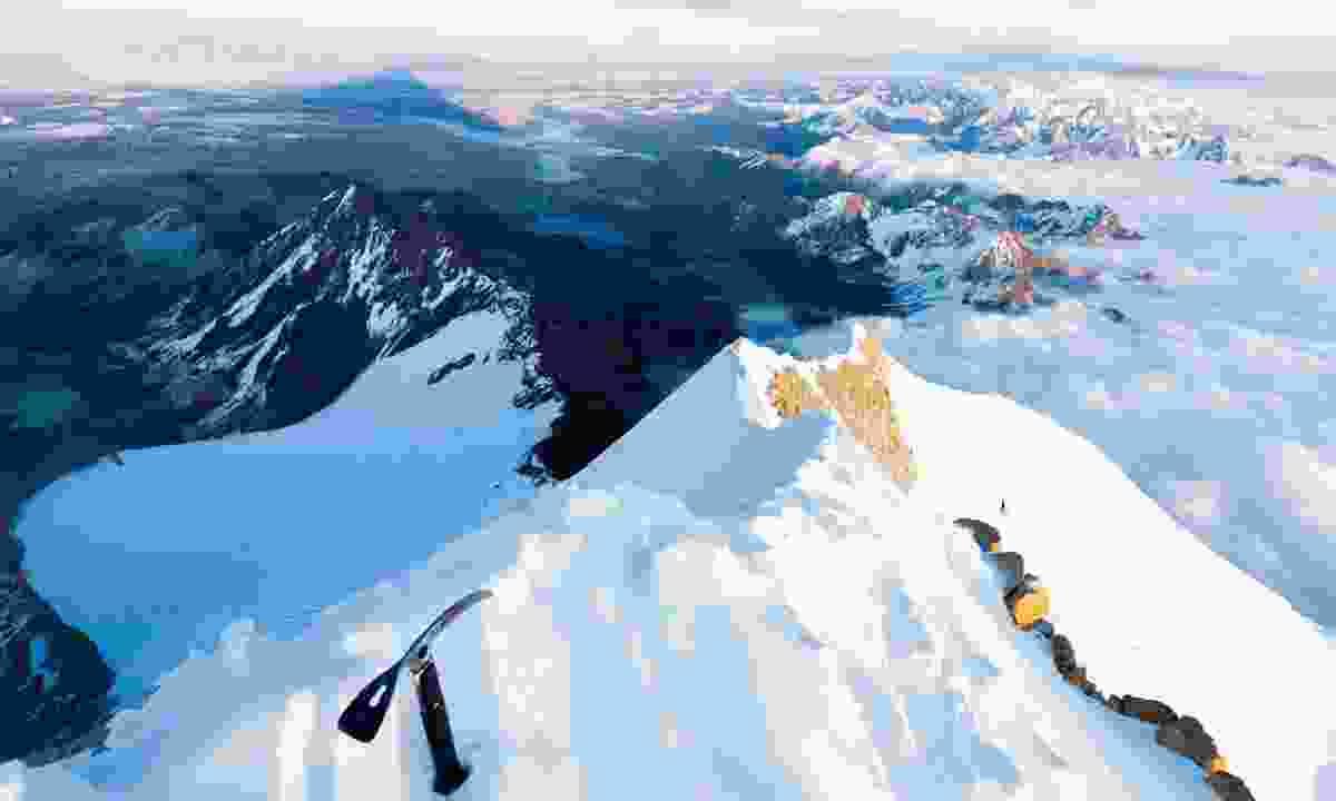 Huayna Potosi mountain (Dreamstime)