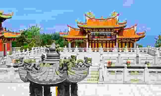 A-Ma Cultural Village, Macao (Dreamstime)