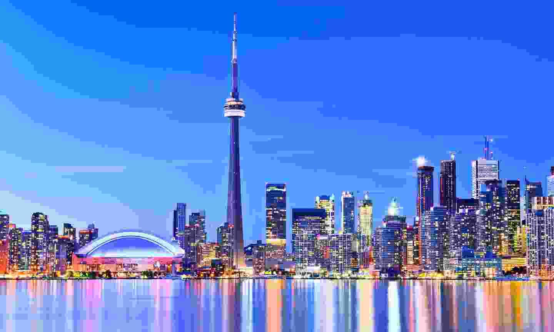 Toronto cityscape (Dreamstime)