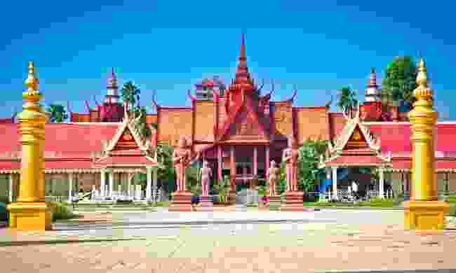 National Museum of Cambodia, Phnom Penh, Cambodia