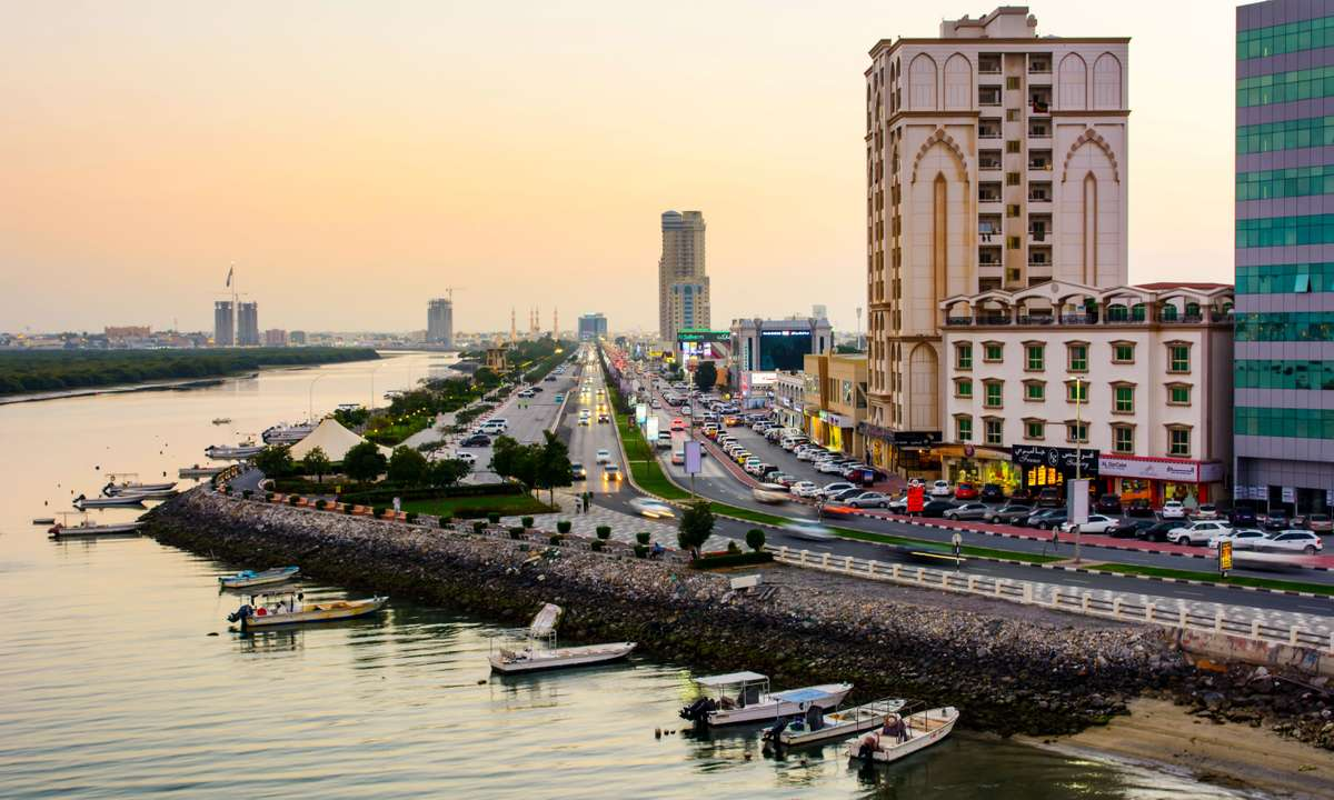 Ras Al Khaimah's roads are well-connected and easy to navigate (Dreamstime)