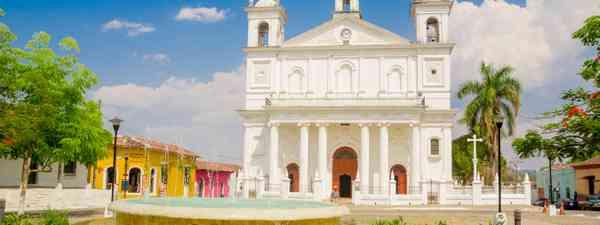 Suchitoto Town, El Salvador (Dreamstime)