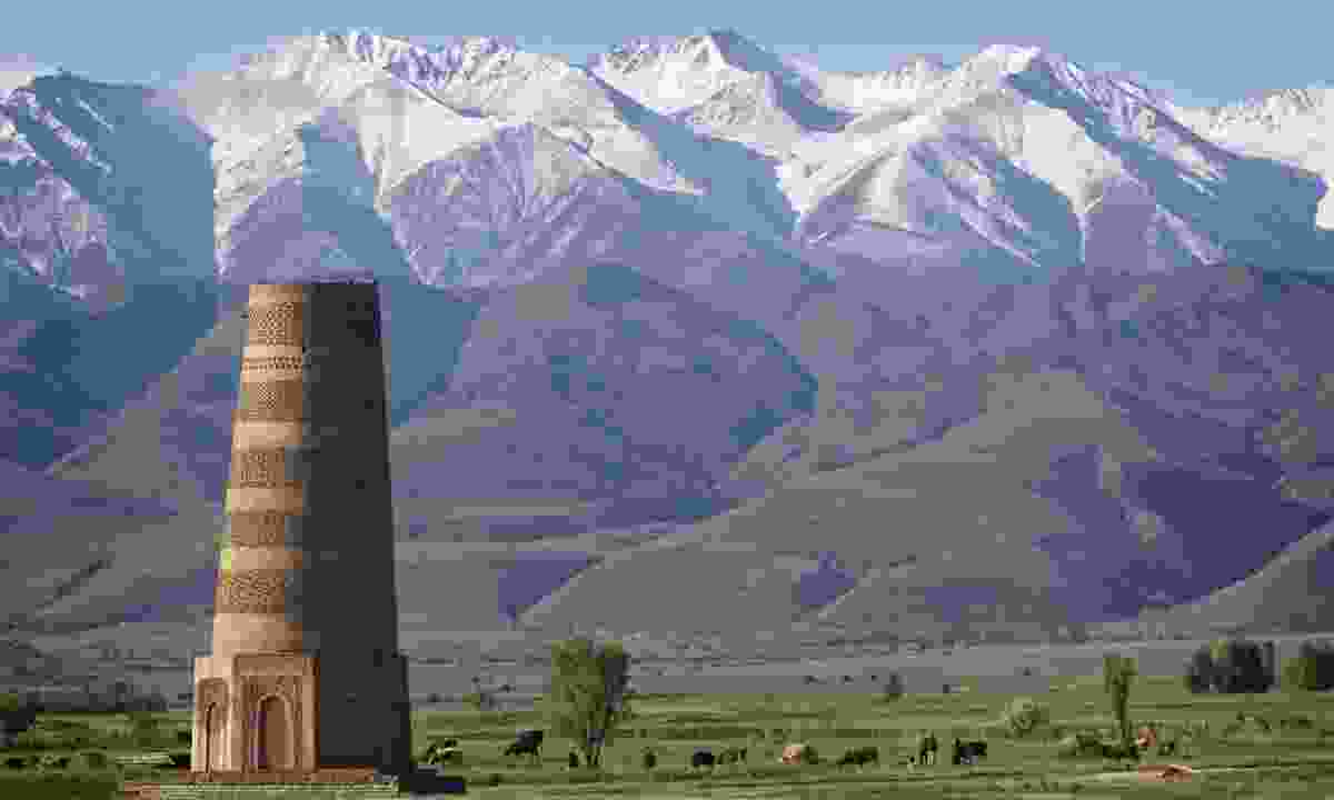 Burana Tower (Dreamstime)