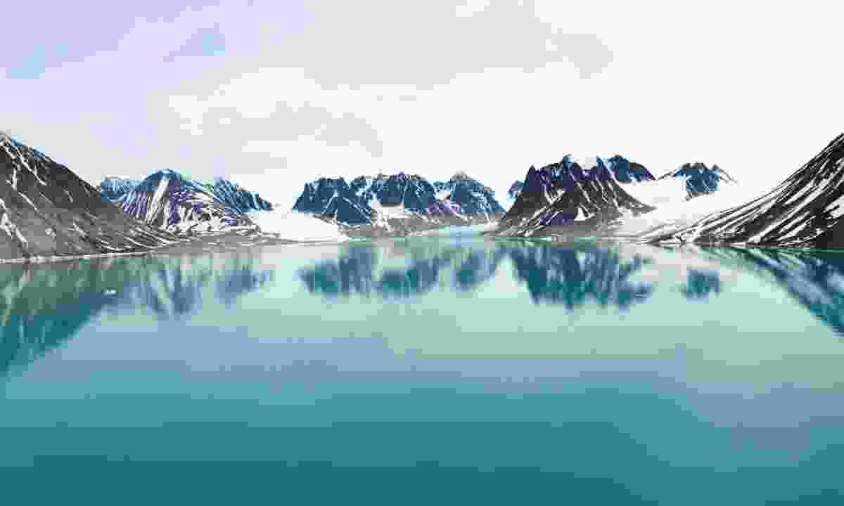 Jan Mayen Island (Dreamstime)