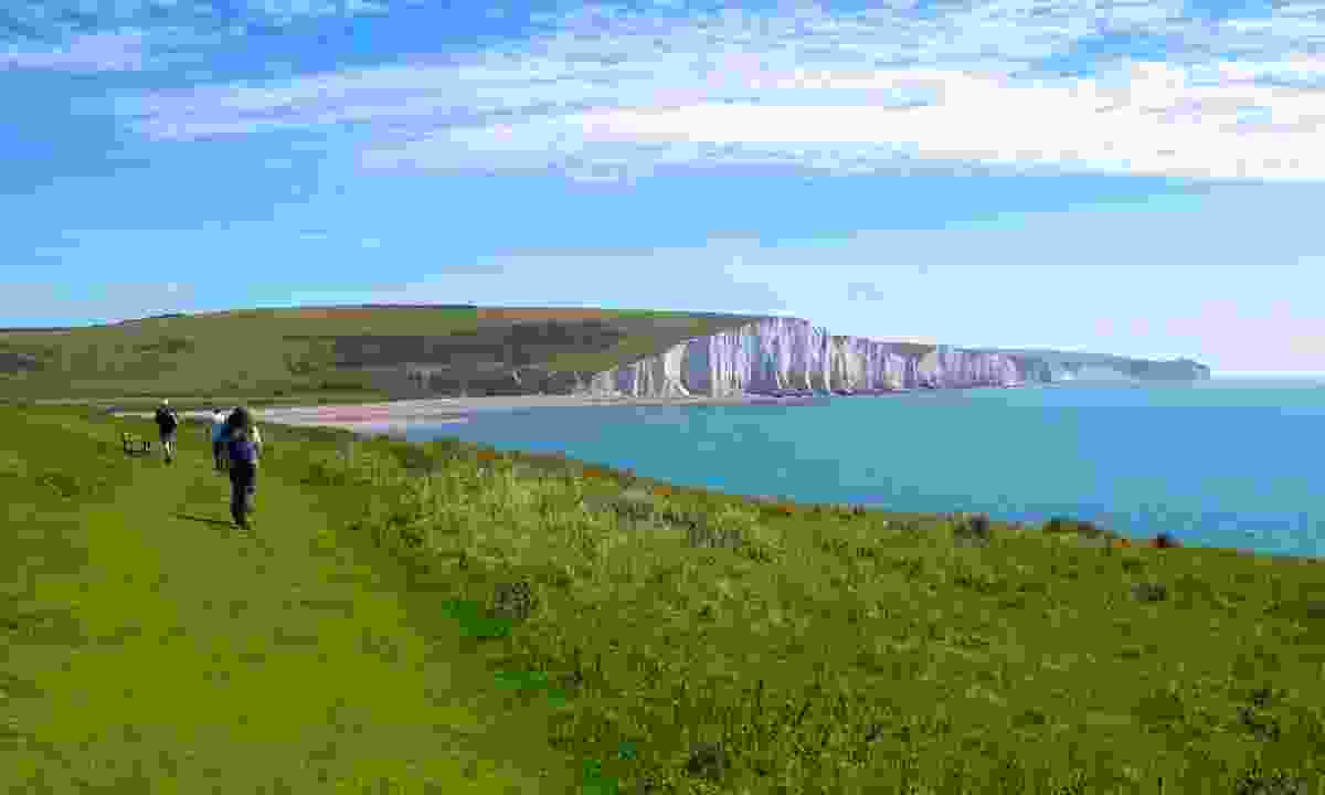 Seven Sisters, East Sussex (Dreamstime)
