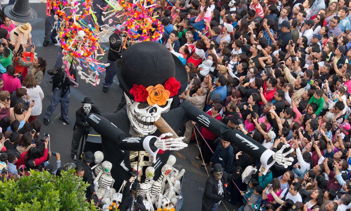 Image result for los muertos mexico