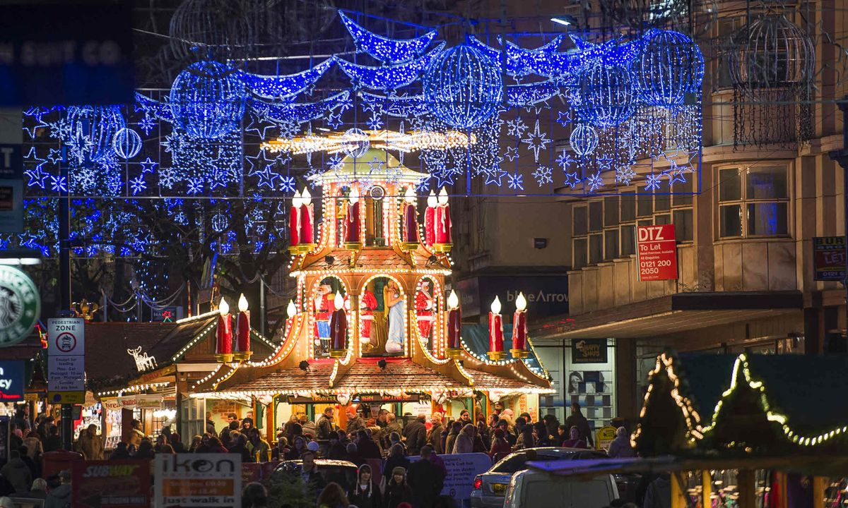 Chicago German Christmas Market.The World S 12 Best Christmas Markets For 2019 That Aren T