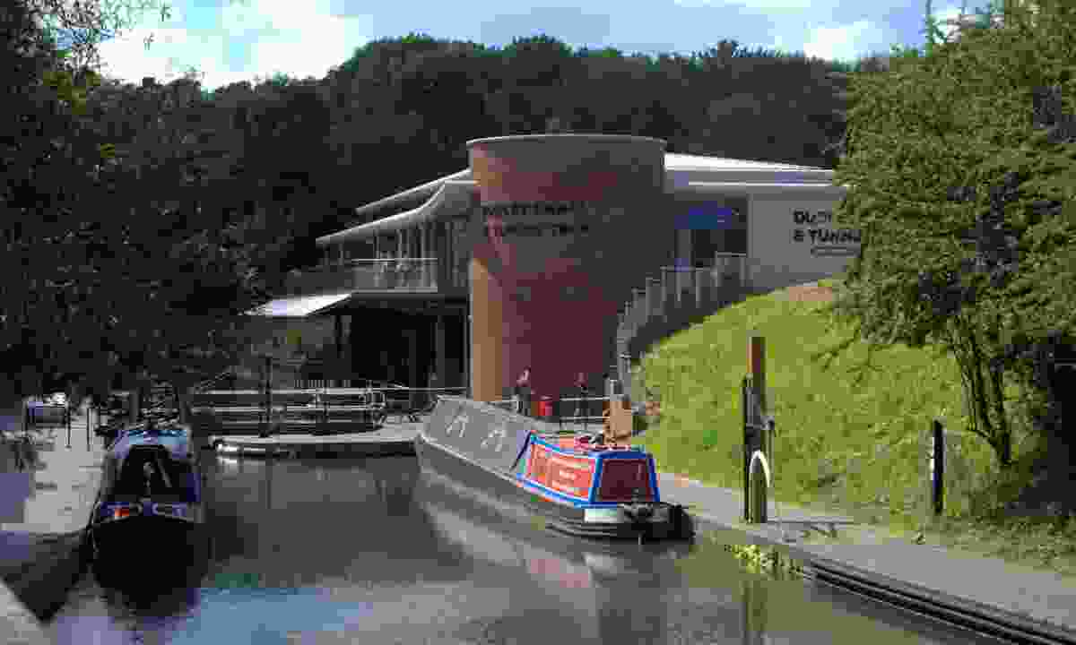 Dudley Tunnels, Birmingham (Canal & River Trust)