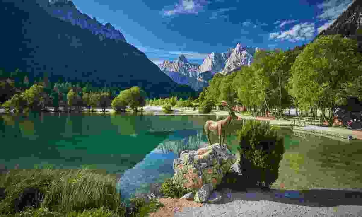 Slovenia lake (Slovenian Tourist Board)