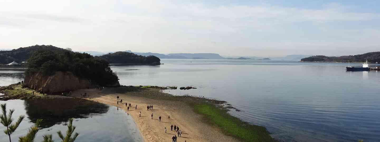 Angel Road, Shikoku Island (JNTO)