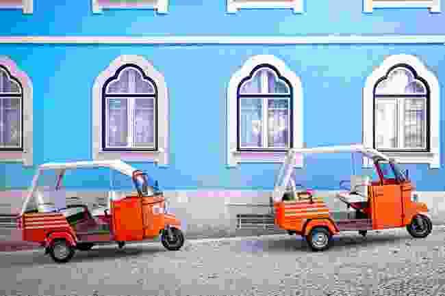 How to get around Lisbon (Shutterstock)