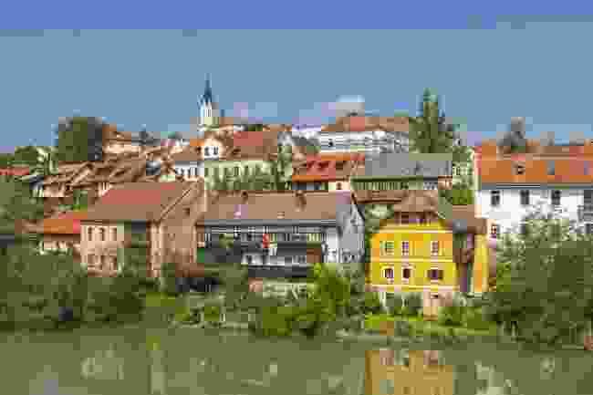 Novo Mesto, Slovenia (Shutterstock)