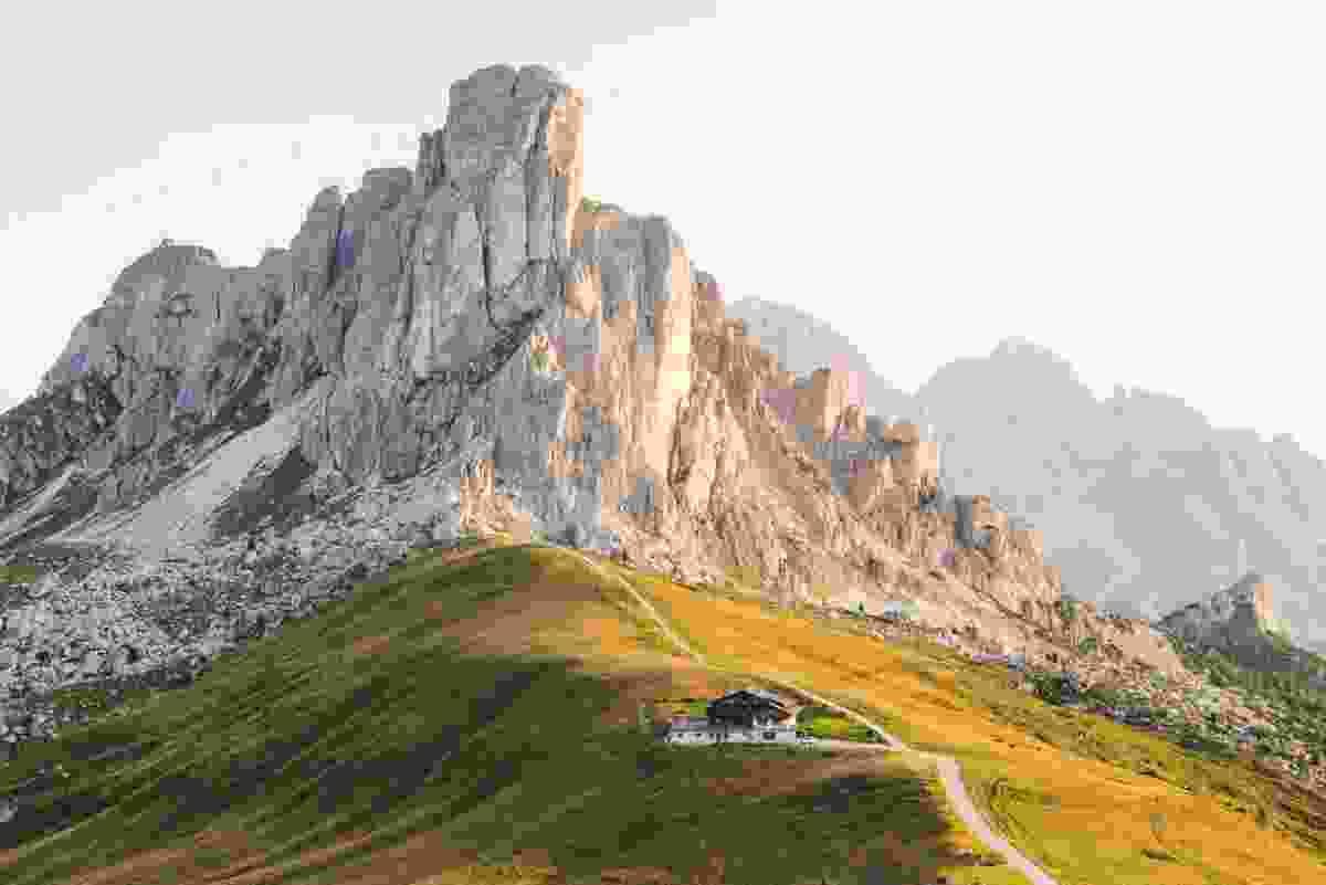Giau Pass, Italy (Johan Lolos)