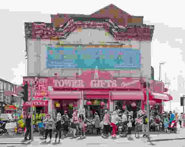 Promenade, Blackpool, 2018 (Rob Ball)