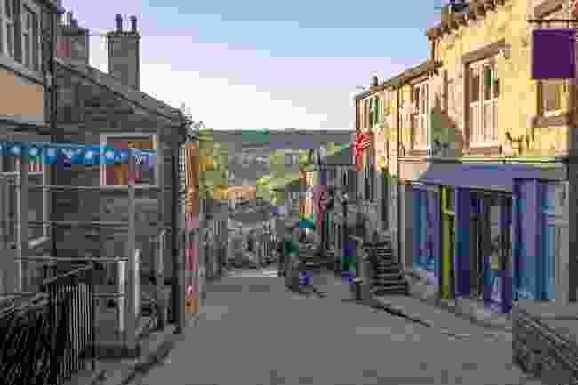 Haworth Village (Shutterstock)