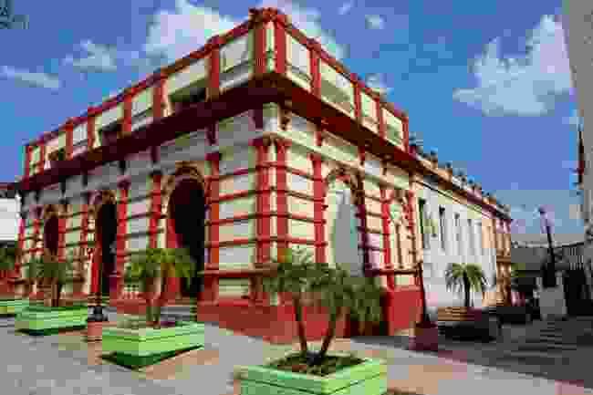 A Colonial building in Santa Rosa de Copán, Honduras (Shutterstock)