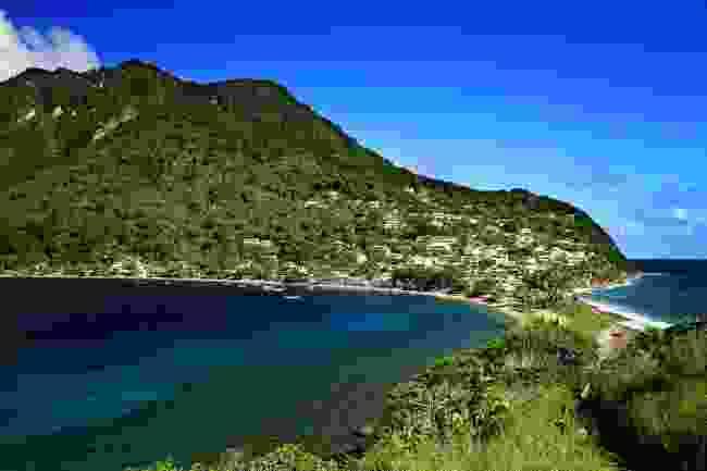 Scotts Head fishing village, Dominica (Shutterstock)