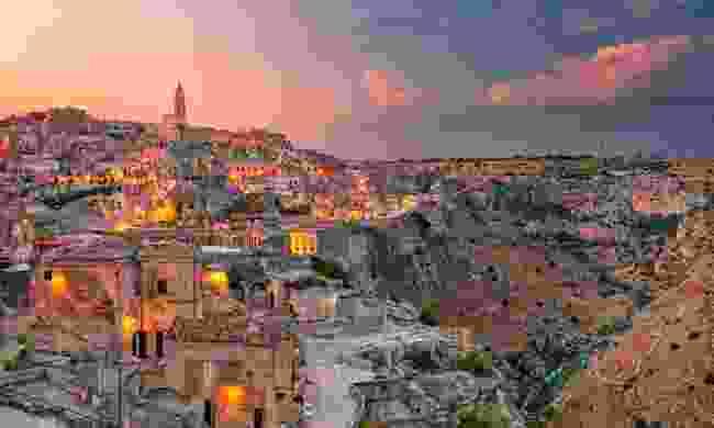 Matera, Italy (Shutterstock)
