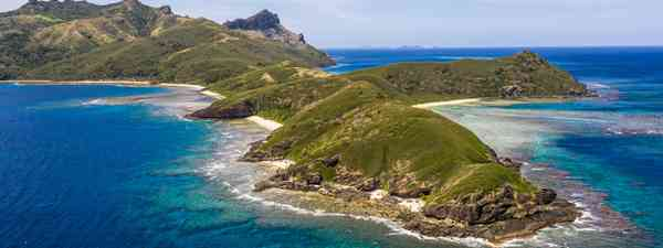 Where to visit in Fiji (Shutterstock)