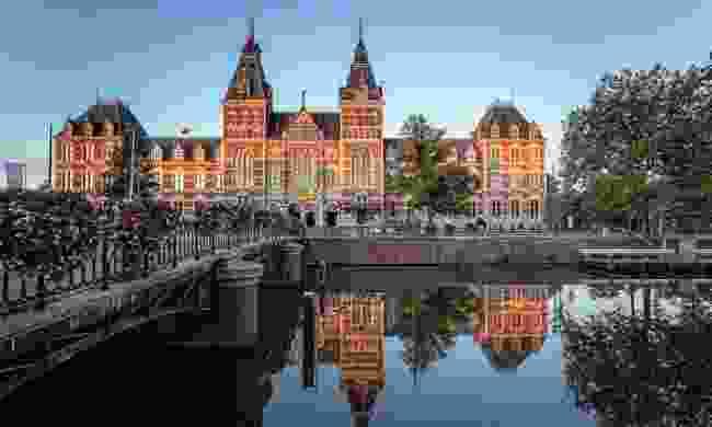 The Rijksmuseum, Amsterdam (Shutterstock)