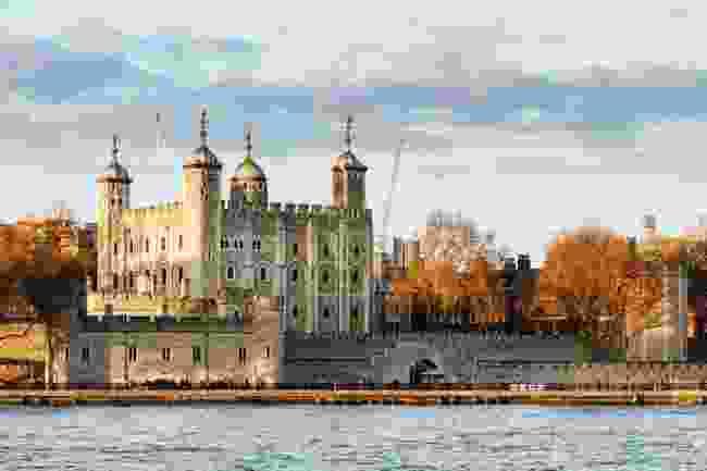 Tower of London, UK (Shutterstock)