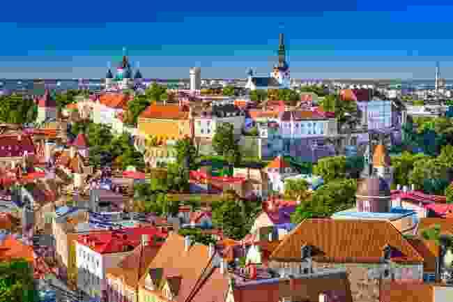 Tallinn Old Town (Shutterstock)