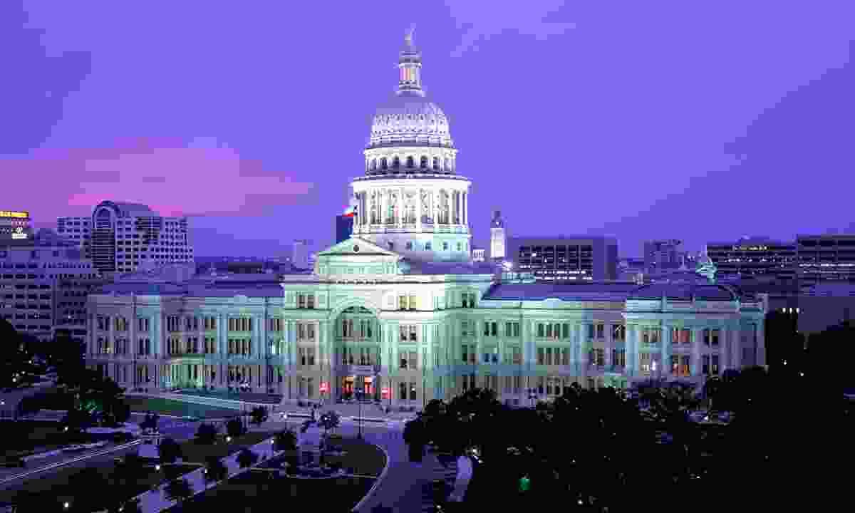 Texas State Capitol Building (Visit Austin)