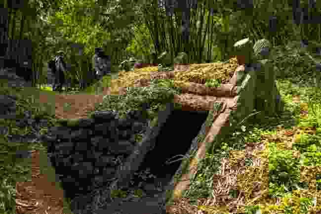 Vinh Moc tunnels (Shutterstock)