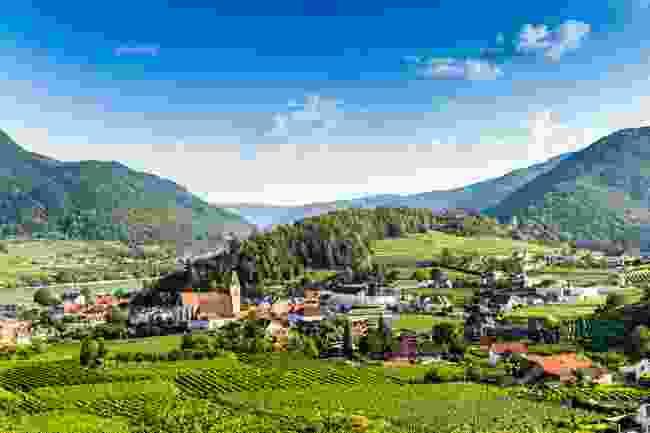 Wachau Valley (shutterstock)