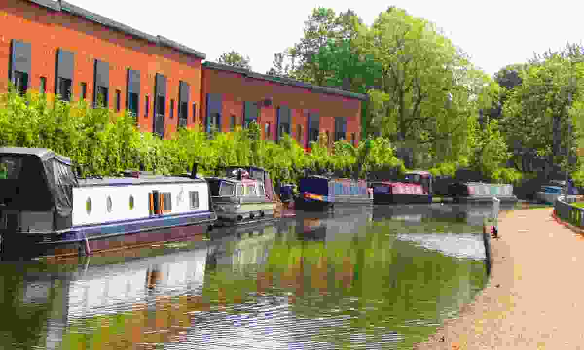 Bridgewater Canal (Canal & River Trust)