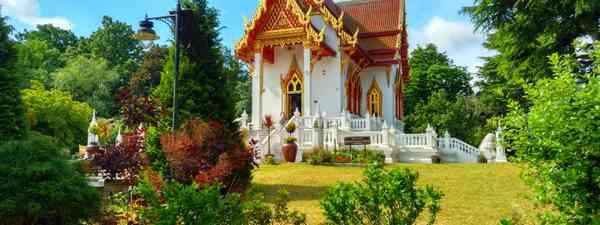 Wat Buddhapadipa (Shutterstock)