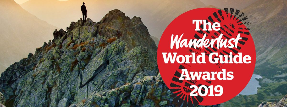 Meet the winners of the Wanderlust World Guide Awards 2019