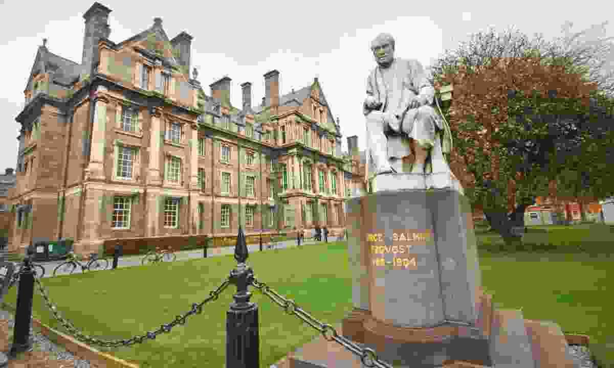 Trinity College, Dublin (Shuttertock.com)
