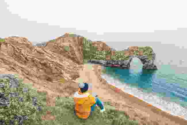 Durdle Door, England (Hand Luggage Only)
