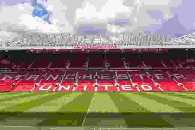 Old Trafford (Shutterstock)
