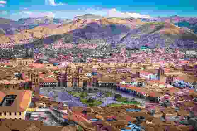 Cusco, Peru (Shutterstock)