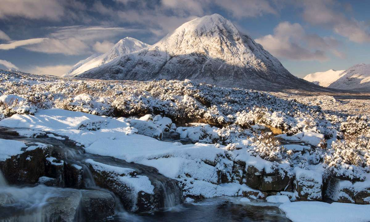 Stob Dearg from The King's House, Glencoe (Phil Malpas)